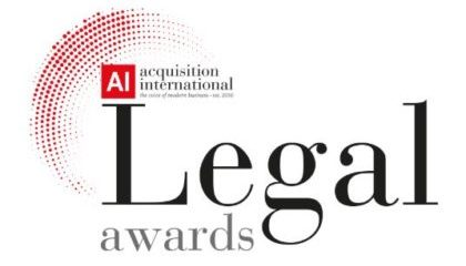 AI Legal awards logo