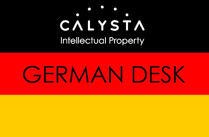CALYSTA GERMAN DESK