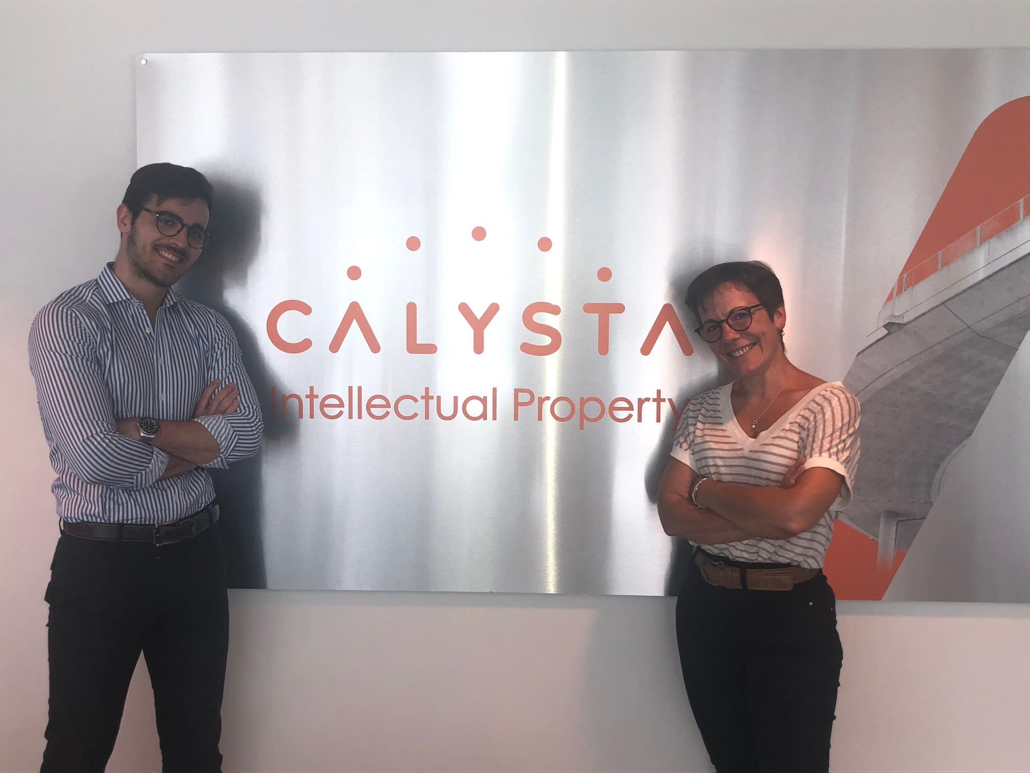 1-day-CEO at CALYSTA