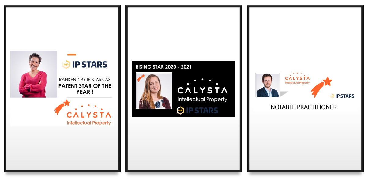IP STARS at CALYSTA